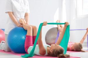 Manuelle Osteopathische Therapie bei Kindern und Säuglingen